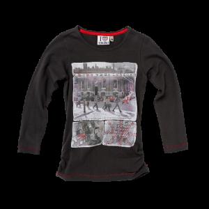 Vingino Langarm-Shirt/Longsleeve KYRIA stone grey