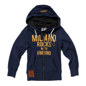 Vingino Kapuzen-Sweat-Jacke OPAL dark blue