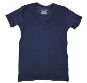 Vingino Basic-T-Shirt V-NECK navy