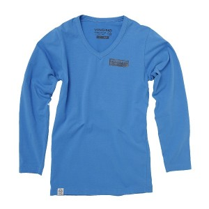 Vingino Langarm-Shirt/Longsleeve V-Neck JENS french blue