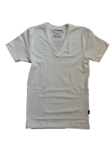 Vingino Basic-T-Shirt V-NECK weiß
