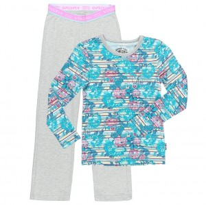 Vingino Schlafanzug/Pyjama WENCKE SET blue stripe