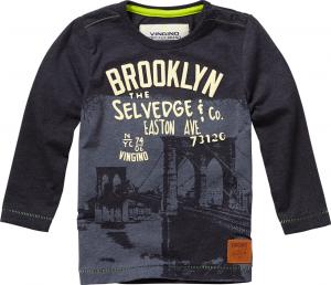 Vingino Langarm-Shirt/Longsleeve JEDO dark grey