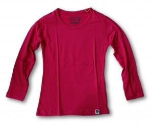 Vingino Basic-Langarm-Shirt/Longsleeve JOELLA bright pink