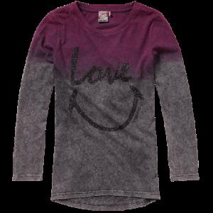 Vingino Langarm-Shirt/Longsleeve JOLIENA clay grey