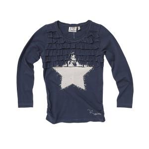 Vingino Langarm-Shirt/Longsleeve KAMELI dark blue