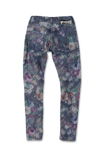 Vingino Blumen-Jeans SEMRA army green