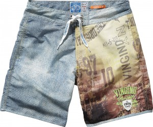 Vingino Bade-Bermuda/Shorts XOAN denim