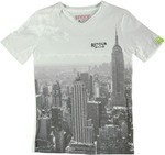 RETOUR Jeans T-Shirt YORICK weiss