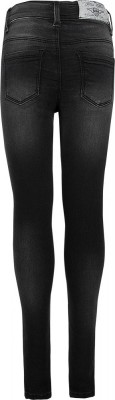 Blue Effect Mädchen Ultrastretch Jeans black soft used SUPER SLIM