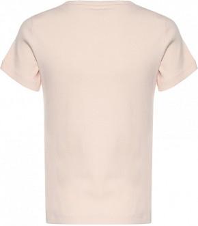 Blue Effect Mädchen geripptes T-Shirt MEMORABLE softorange