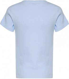 Blue Effect Mädchen geripptes T-Shirt MEMORABLE softblau