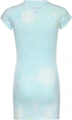 Blue Effect Mädchen Kurzarm-Kleid YOUTH mint batik