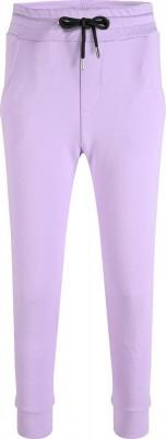 Blue Effect Mädchen High-Waist Sweat-Hose/Joggpant violett