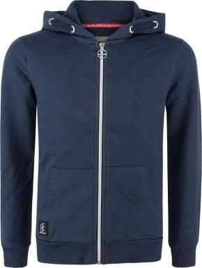 Blue Effect Jungen Kapuzen-Sweat-Jacke nachtblau