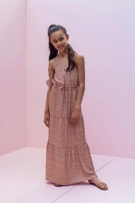 LOOXS REVOLUTION Maxi-Kleid multicolor