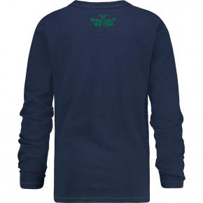Vingino Langarm-Shirt/Longsleeve JERIAH dark blue 140 - 10y