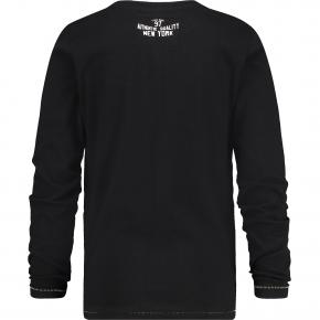 Vingino Langarm-Shirt/Longsleeve JERIAH deep black 128 - 8y