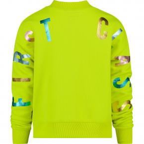 Vingino Sweat-Shirt NEIROMI neon yellow