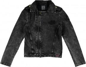 RETOUR Sweat-Biker-Jacke ENYA black
